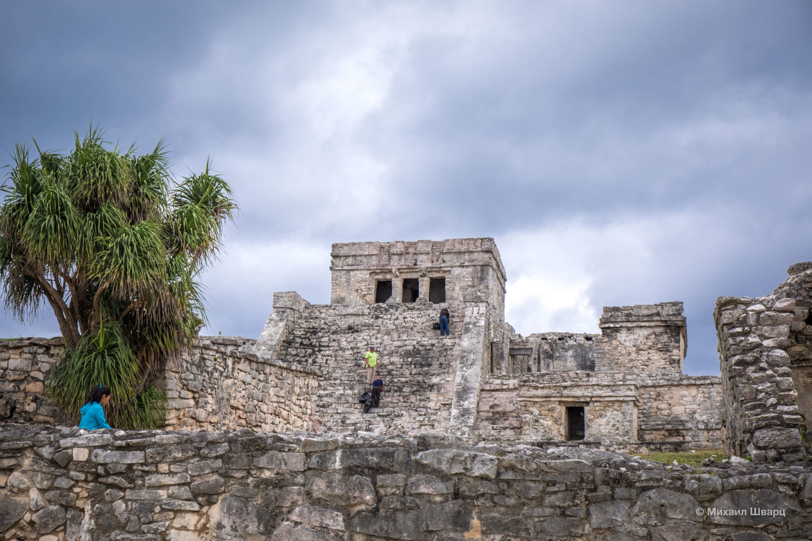 El Castillo Замок