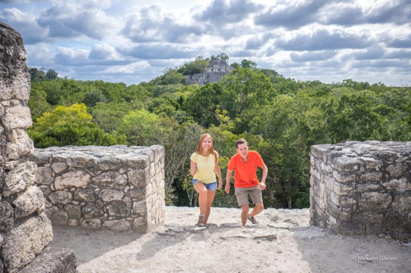 Маршрут поездки по Мексике на 2 недели