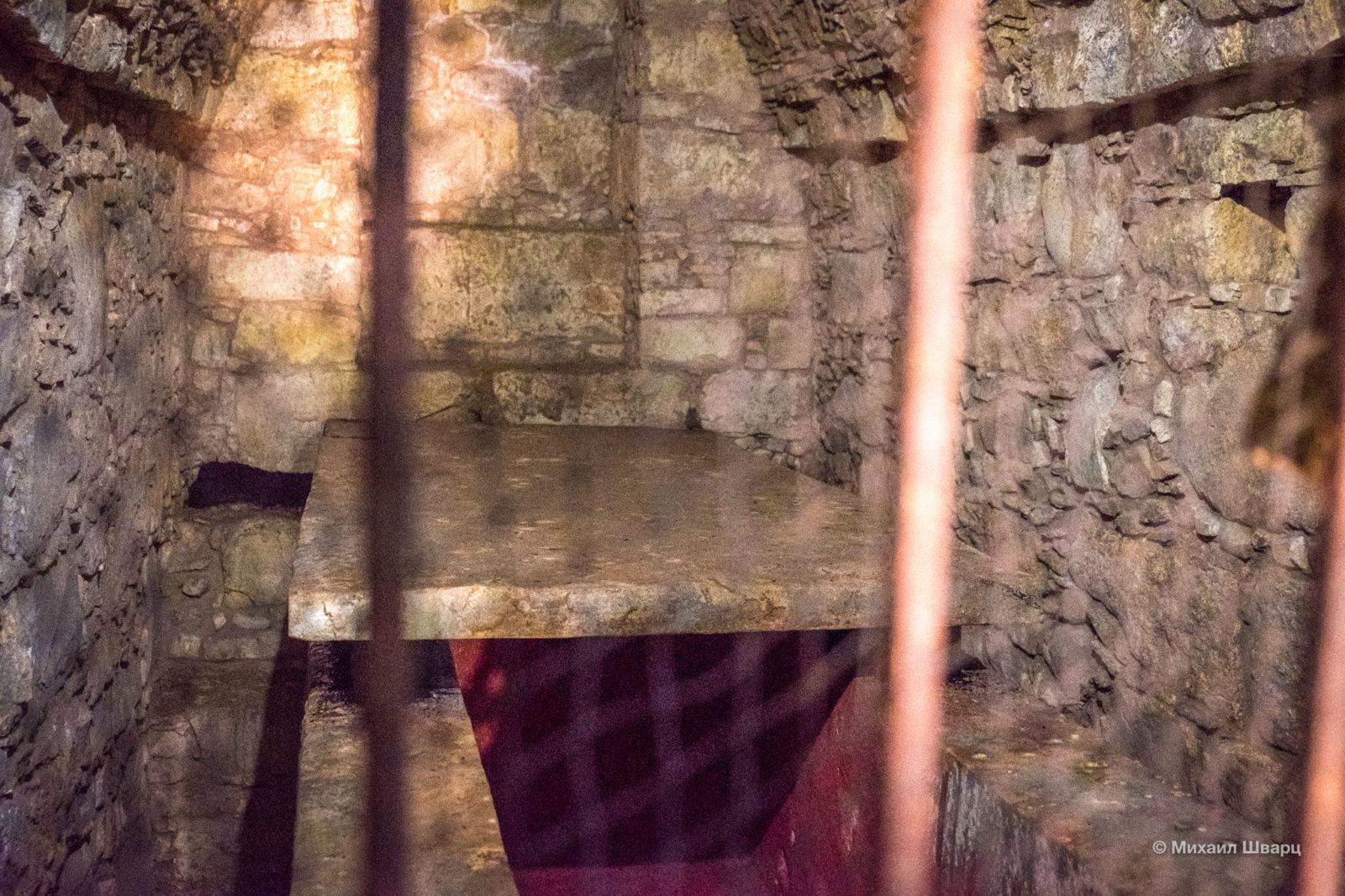 Гробница Красной Королевы (Tumba de la Reina Roja)