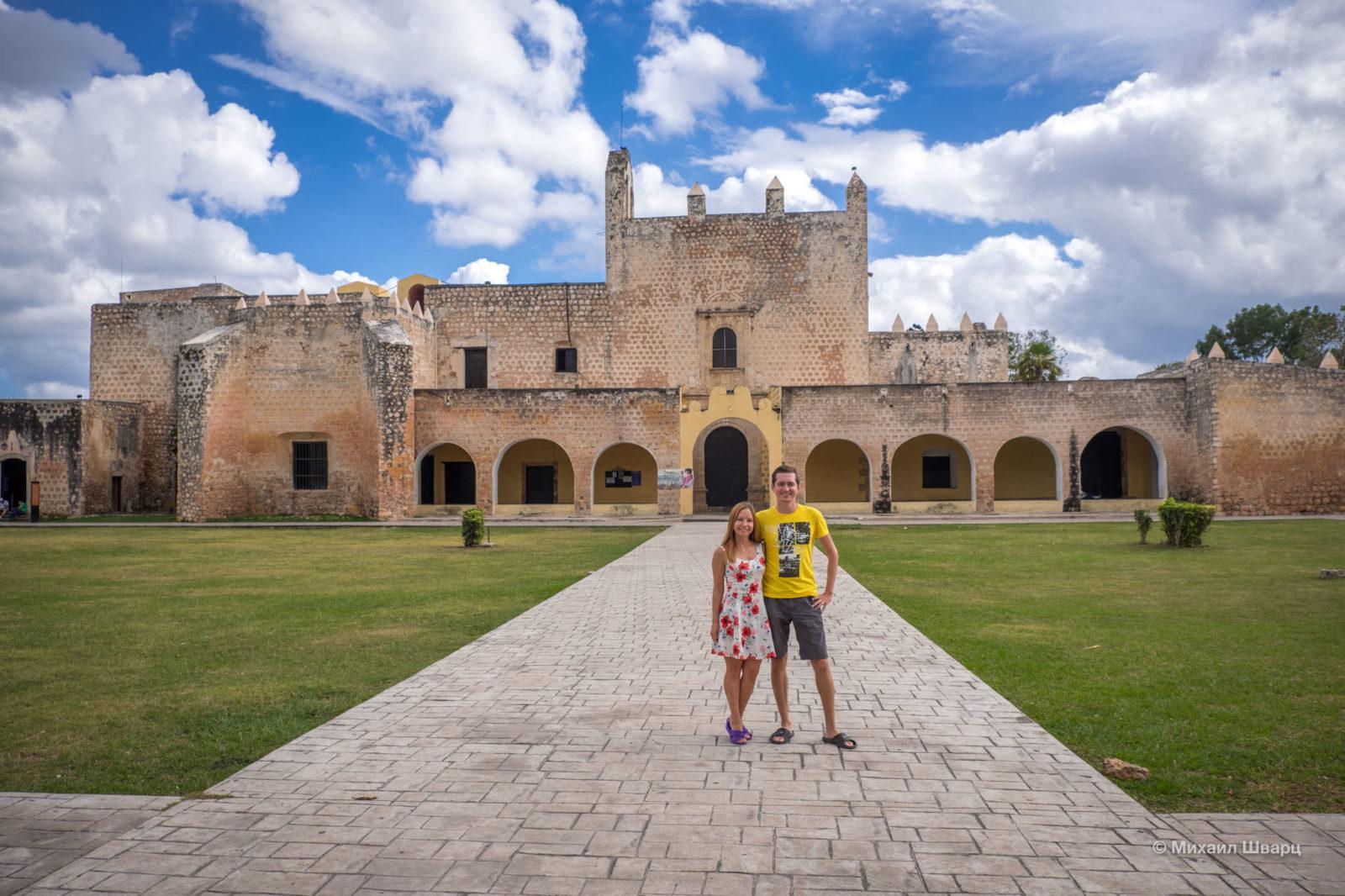 Монастырь Сисаль (Convento de Sisal)