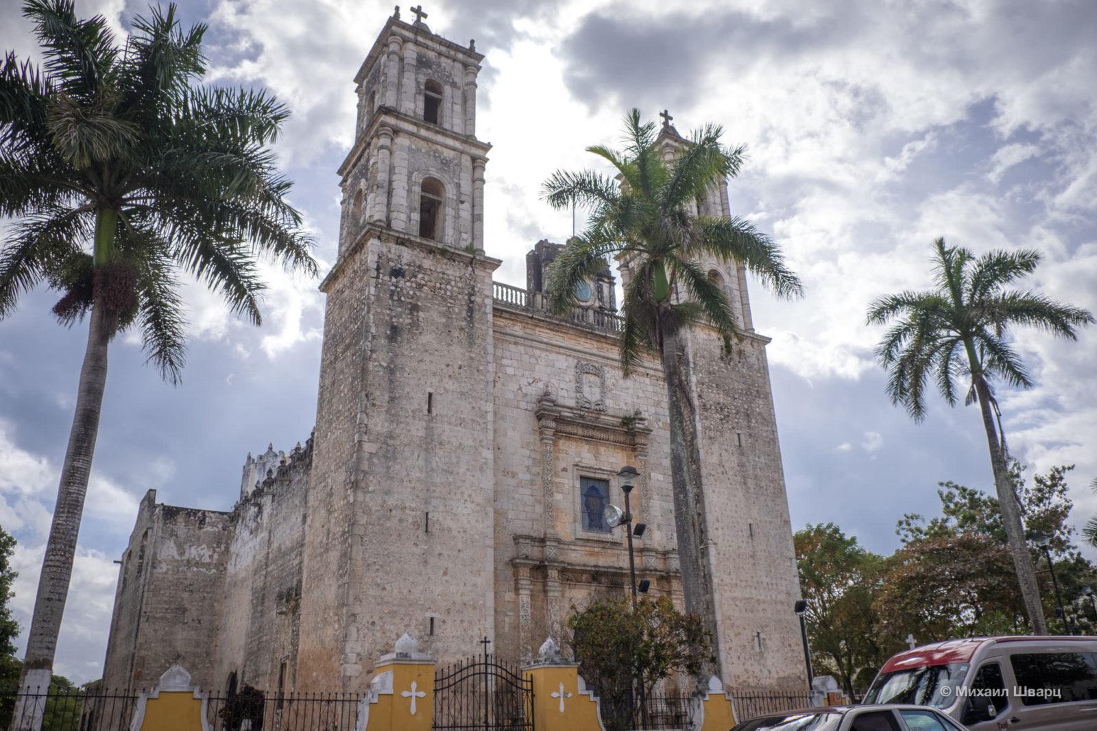 Кафедральный собор (Cathedral of San Gervasio)