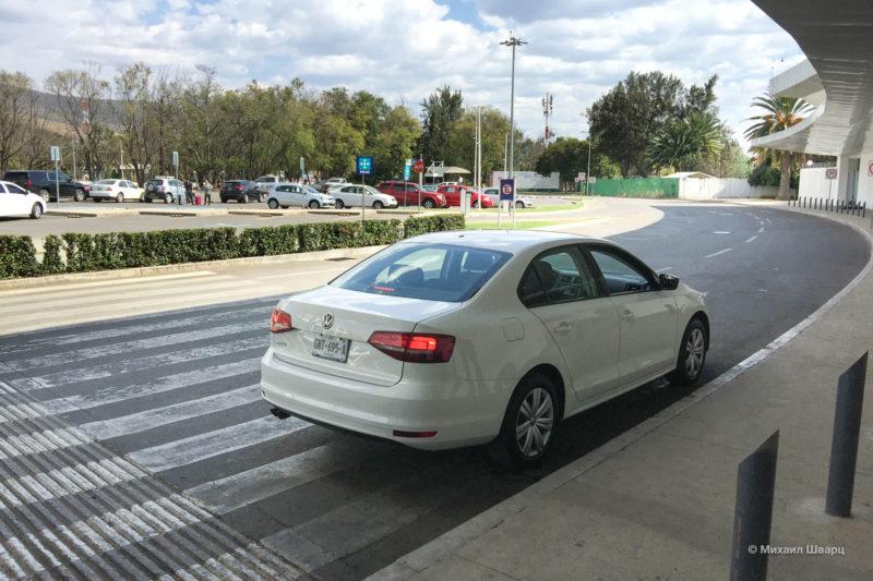 Как мы арендовали авто в Мексике в Оахаке 6