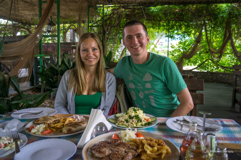 Простая и сытная кухня Черногории