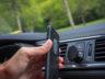 Безгеморное крепление телефона в авто 3