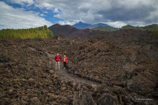 Маршрут по вулканам около Тейде