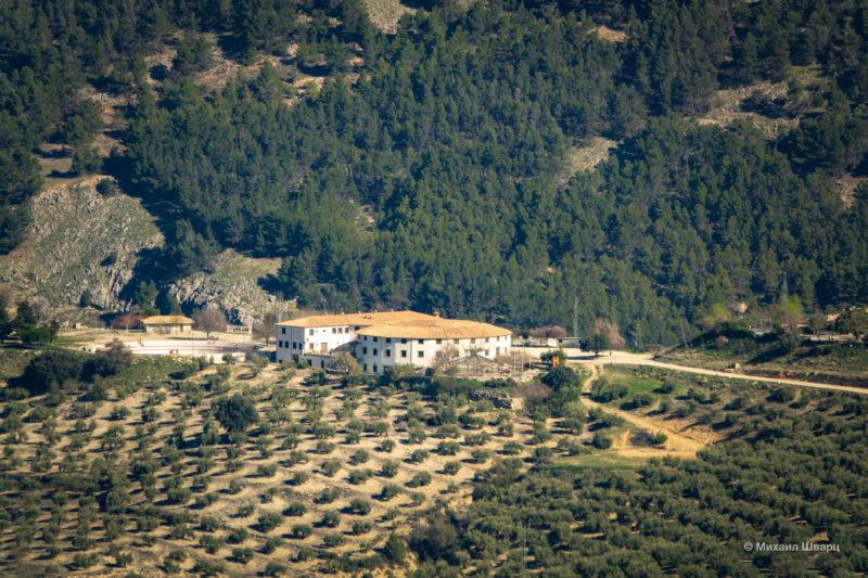 Парк Sierra Mágina 3