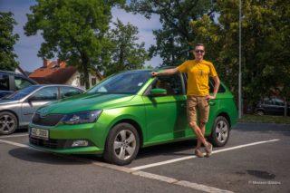 Как мы арендовали авто в Праге в местной конторе