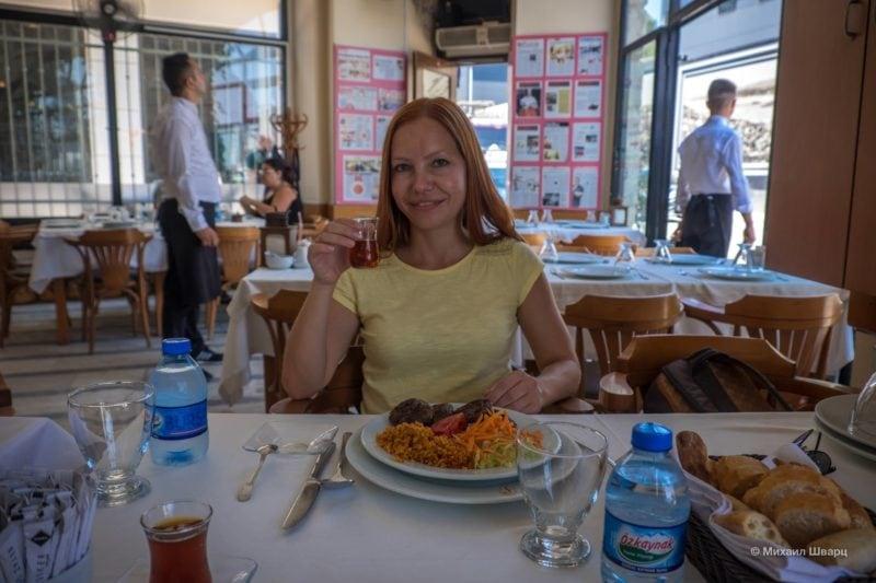 Ресторан Fasuli Tophane