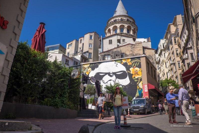 Башня Галата (Galata Kulesi)
