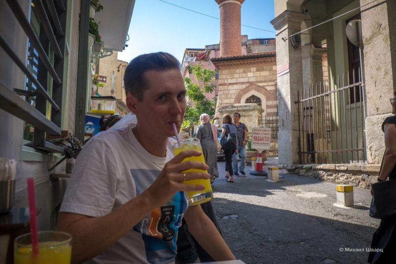 1 день в Стамбуле 17