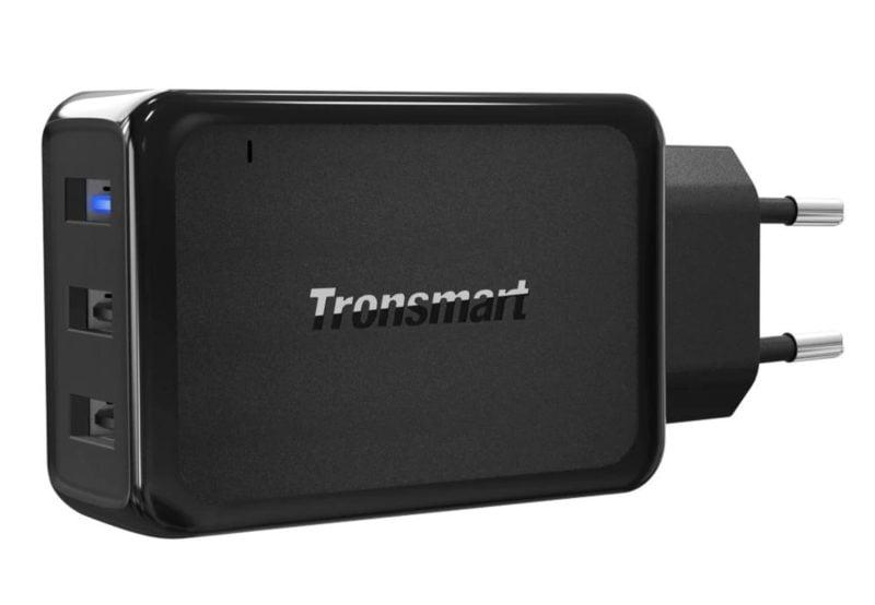 USB подзарядка Tronsmart