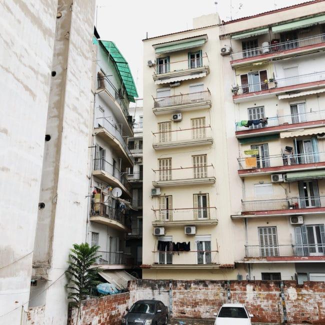 О покупке квартиры в Греции