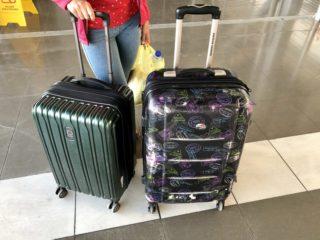 Всегда фоткайте чемоданы перед вылетом!