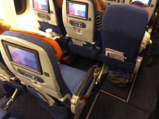 Царские места в Boeing 777-300er у Аэрофлота