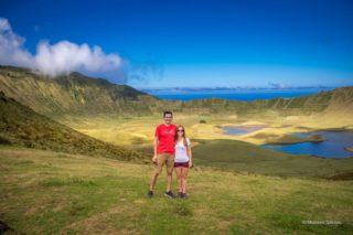 Хотите побывать на острове вулкане посередине океана?