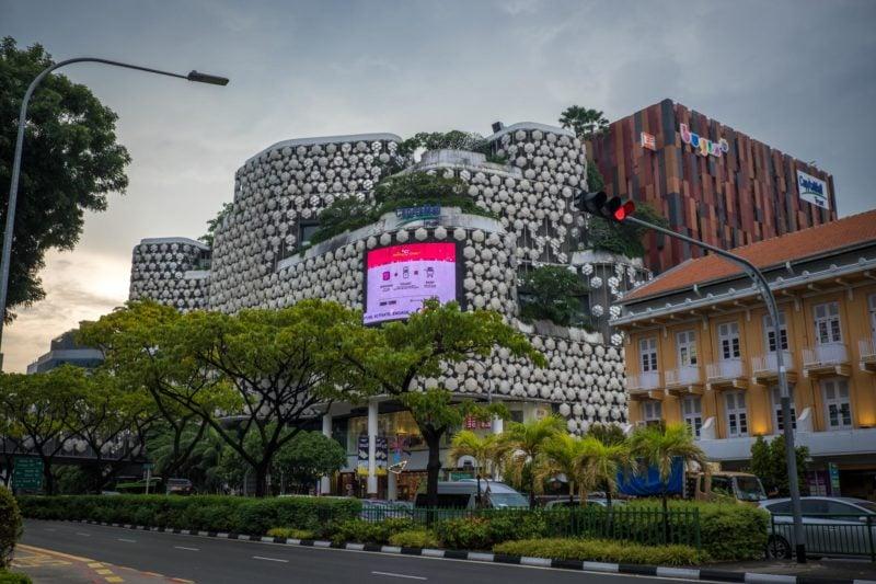 20 вещей, которые меня поразили в Сингапуре 10