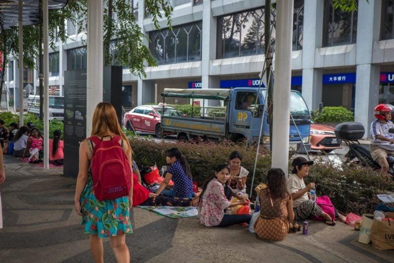 20 вещей, которые меня поразили в Сингапуре 20