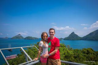 Поездка в национальный парк Ang Thong