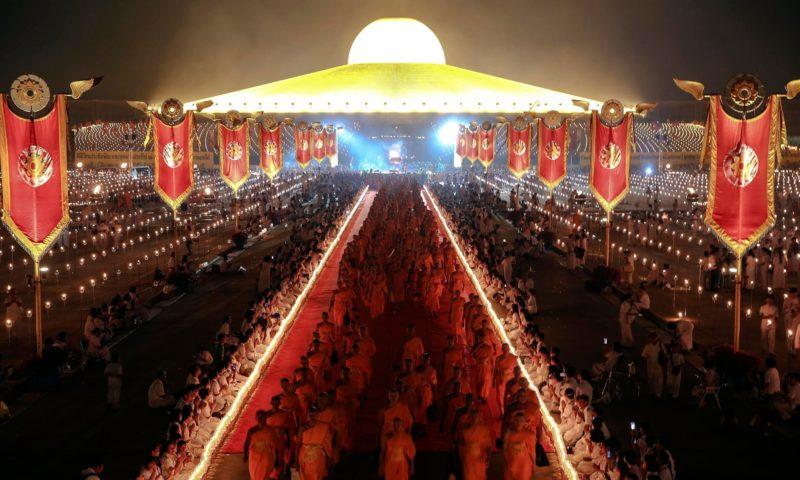 Wat Phra Dhammakaya (Фото Damir Sagolj)