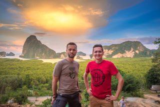 Поездка в Краби на 3 дня: Рейли и изумрудные озера