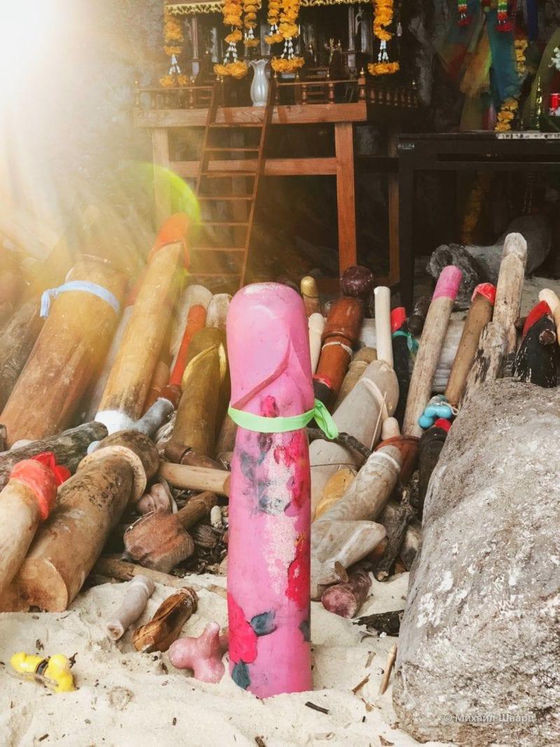 Поездка в Краби на 3 дня: Рейли и изумрудные озера 21