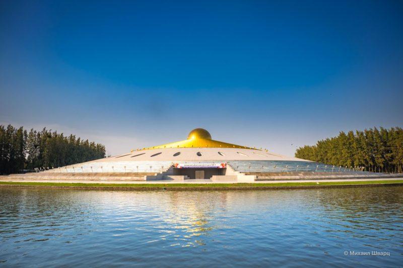 The Memorial Hall of Phramongkolthepmuni