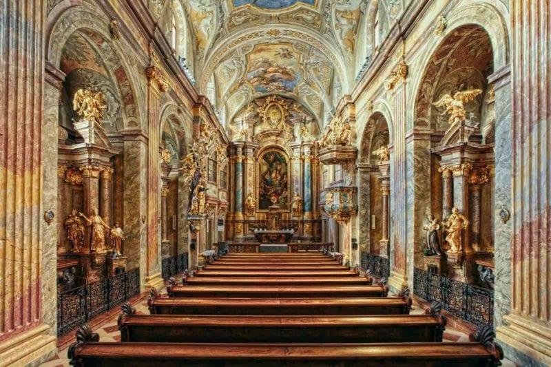 Классический концерт в церкви Святой Анны €29