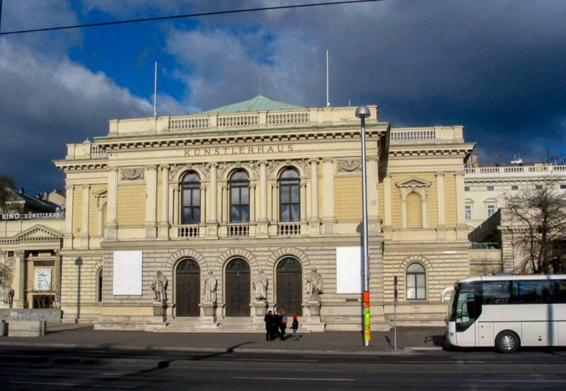 Дом художников в Вене (Künstlerhaus)