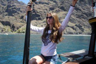 Тенерифе: В гости к дельфинам и китам на пиратском корабле