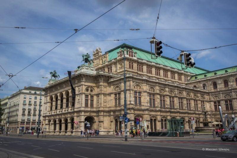 Венская опера (Wiener Staatsoper)