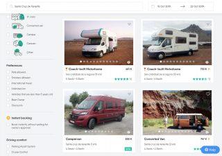 Полезные сайты для путешествия на автодоме или кемпере