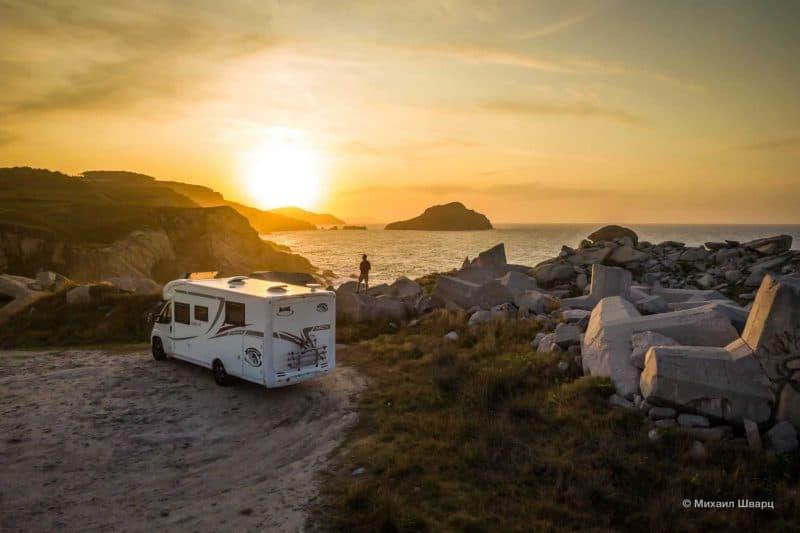 План путешествия на автодоме по северу Испании. Часть 1 2