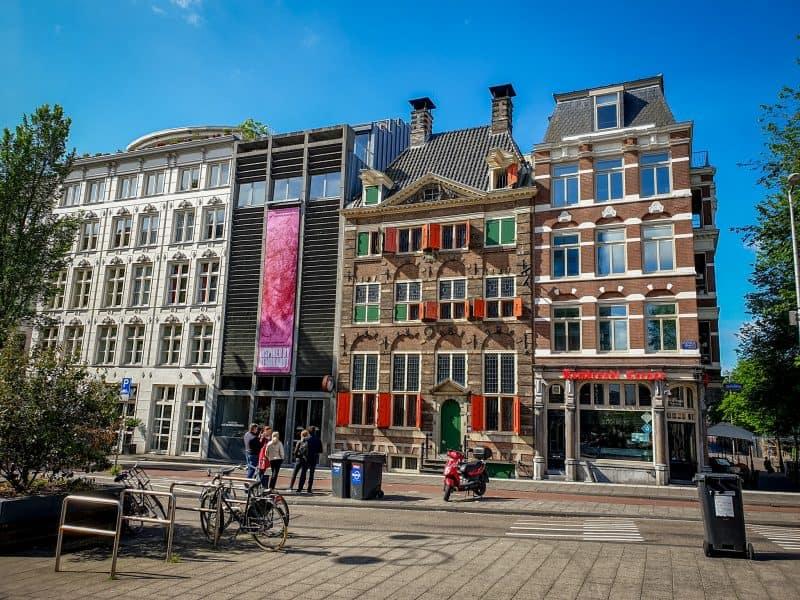 Дом-музей Рембрандта (Museum Het Rembrandthuis)