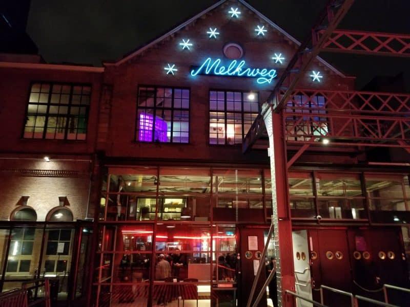Культурно-развлекательных центр Melkweg