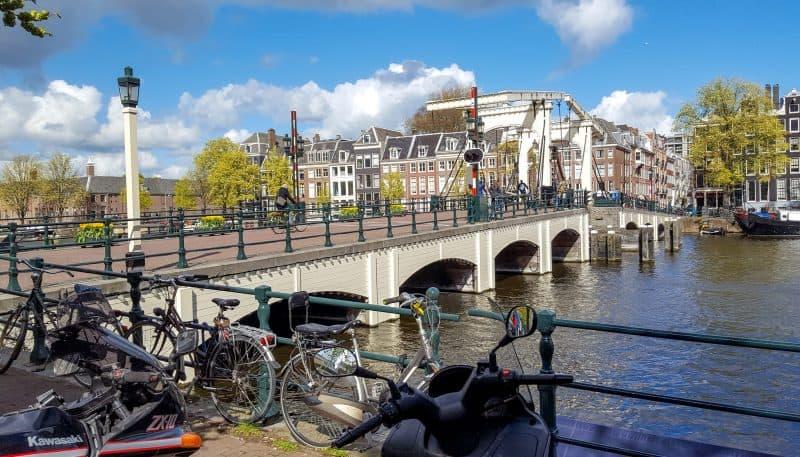 Тощий мост (Magere Brug)