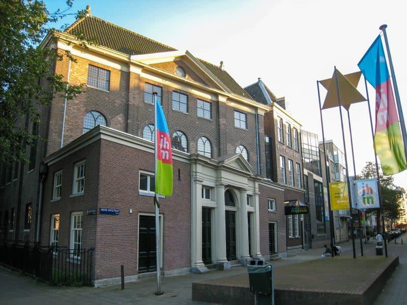 Еврейский исторический музей (Joods Historisch Museum)