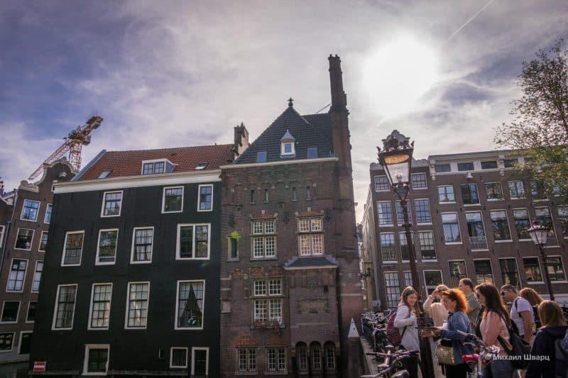 Бесплатные туры по Амстердаму