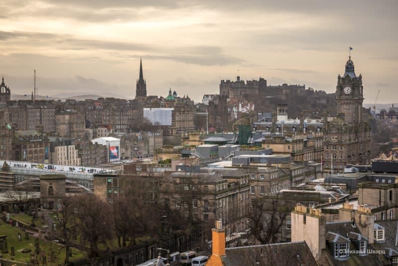 Edinburgh, Шотландия