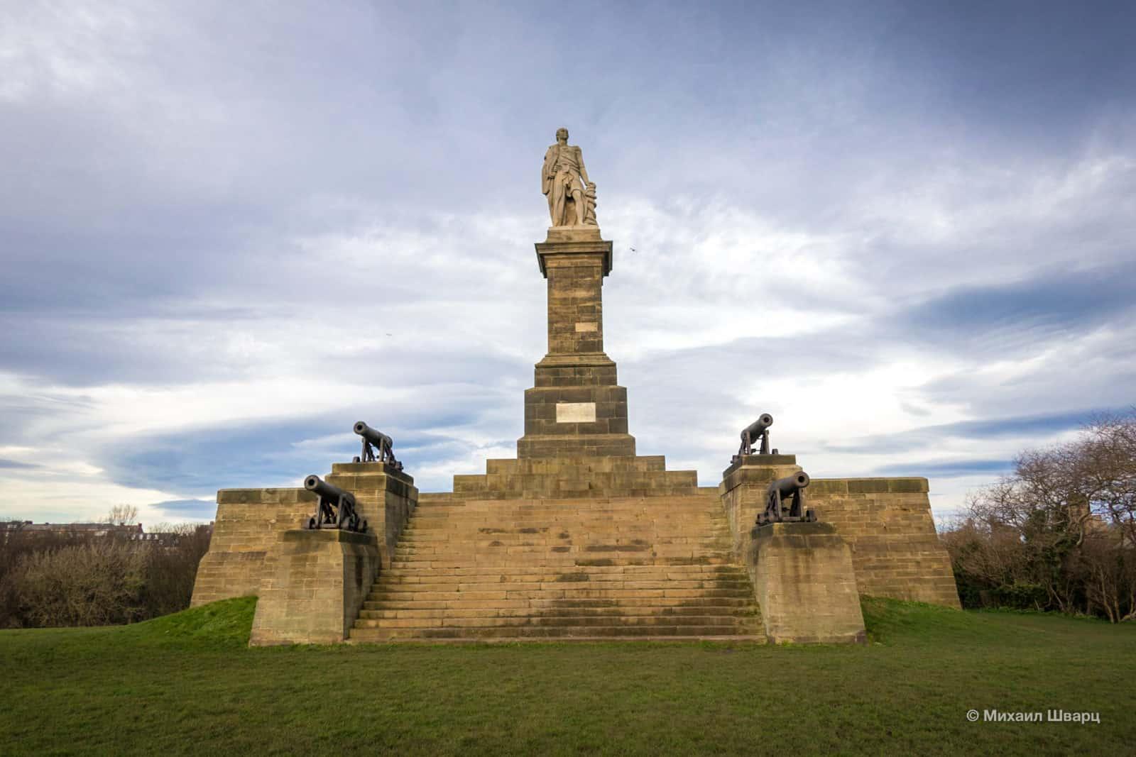 Памятник Collingwood Monument