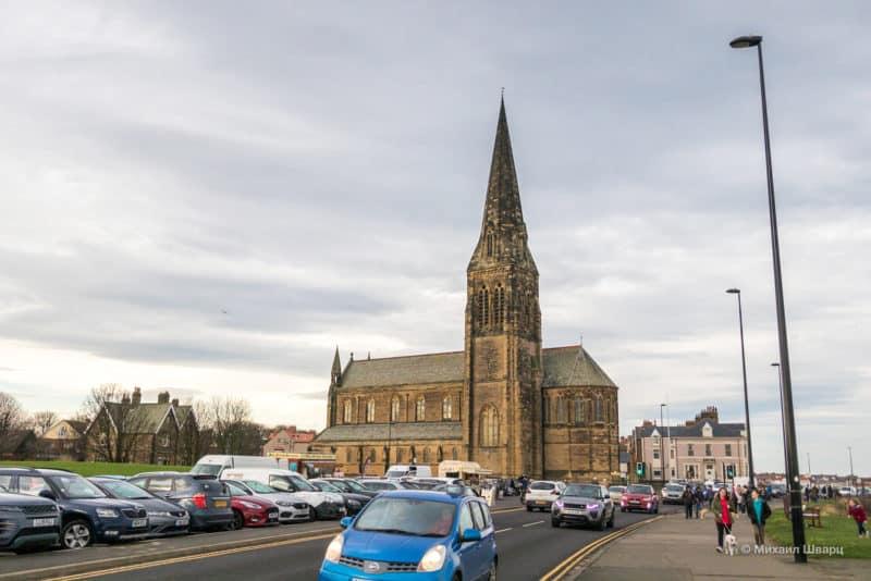 Церковь Святого Георгия (St George's, Cullercoats)
