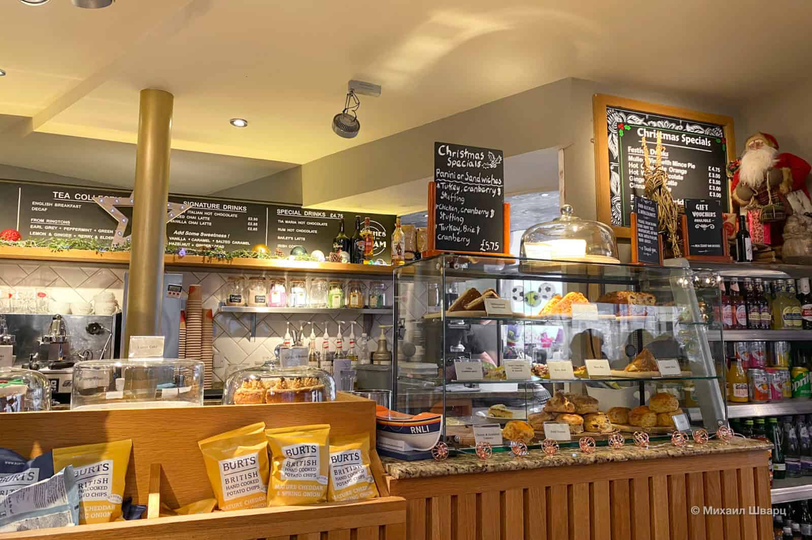 Кафе Beaches & Cream