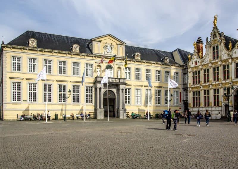 Бывшая Судебная палата
