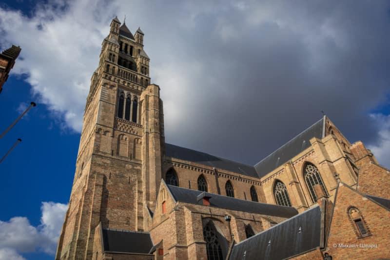 Собор Святого Спасителя (Sint-Salvatorskathedraal)