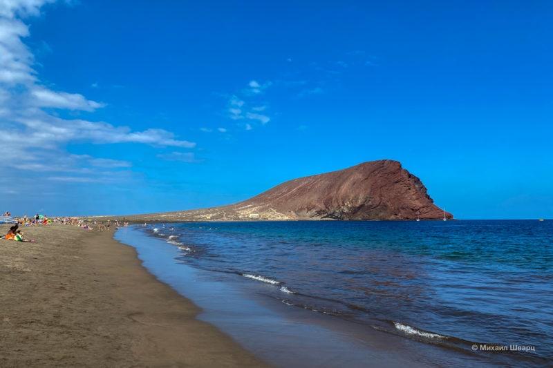 Пляж Ла Техита (Tejita)