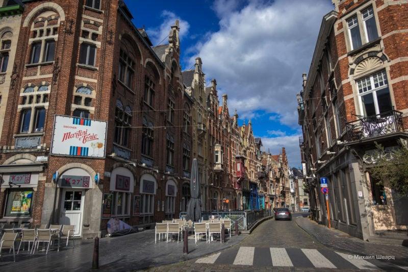 Улица Baudelostraat