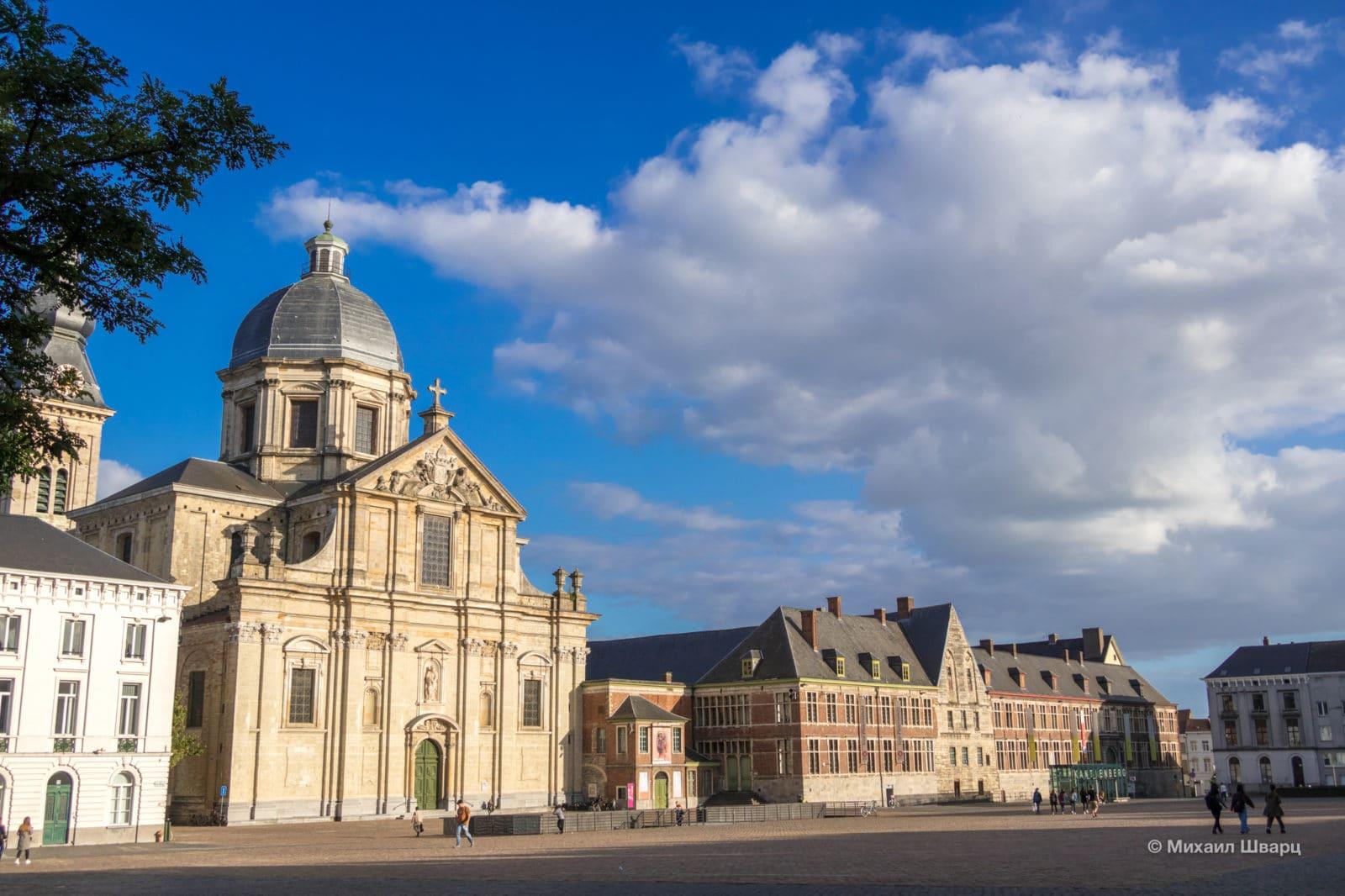 Церковь Богоматери и Святого Петра с Музеем Мишеля Тьери