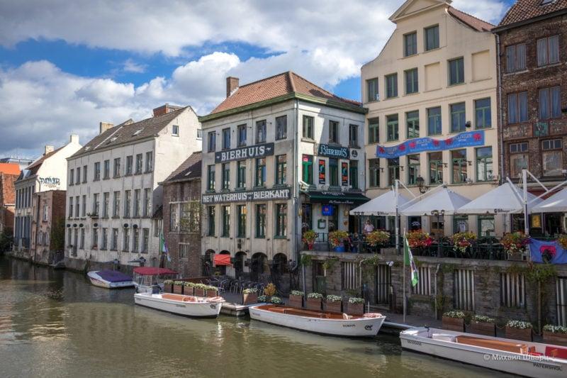 Ресторан Het Waterhuis aan de Bierkant