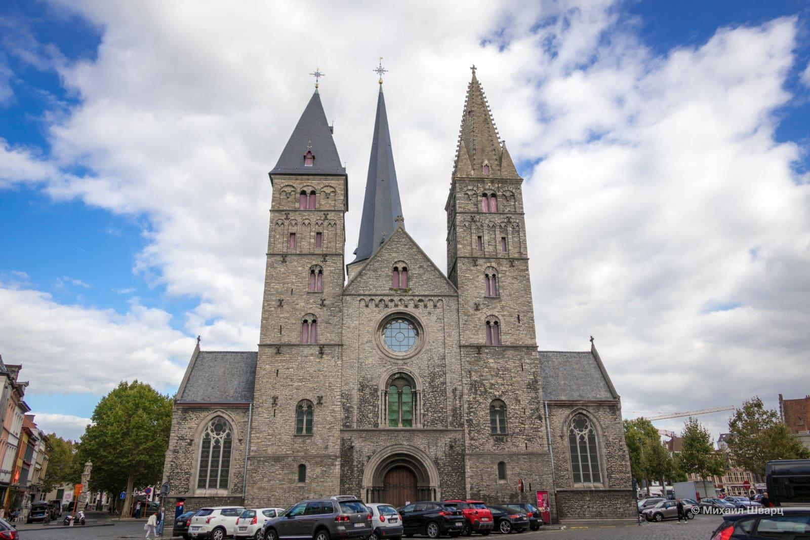 Церковь Святого Иакова (Sint-Jacobskerk)