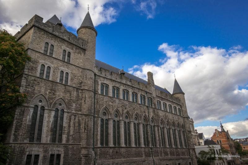 Замок Герарда Дьявола (Geeraard de Duivelsteen)