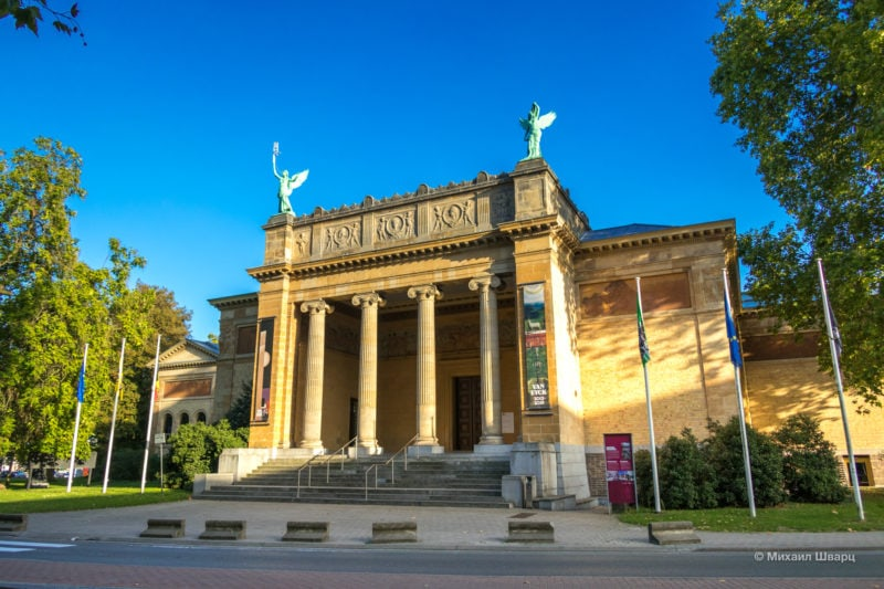 Музей изящных искусств (Museum voor Schone Kunsten)